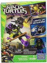 Mega Bloks Teenage Mutant Ninja Turtles Veicoli 40stuk(s)
