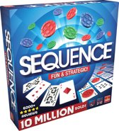 Sequence Classic Bordspel - Familiespel - Goliath