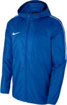 Nike Shield Academy 18  Sportjas - Maat L  - Mannen - blauw/wit