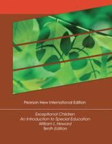 Exceptional Children: Pearson  International Edition