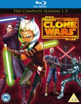 Star Wars:Clone Wars 1-5 (Import)