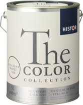 Histor The Color Collection Muurverf - 5 Liter - Sunlight White