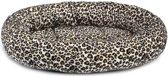 Beeztees Cheetah Kattenmand - Pluche - 50 x 41 x 9,5 cm