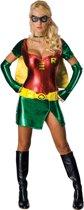 Sexy Robin - Kostuum Volwassenen - Maat M - 38/40
