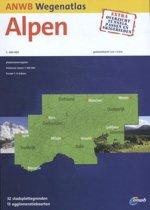 ANWB Wegenatlas - Alpen