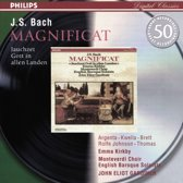 Philips 50 - Bach: Magnificat etc / Gardiner, Argenta, Kwella et al