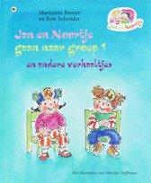 Jan En Noortje Gaan Naar Groep 1 En Andere Verhaaltjes