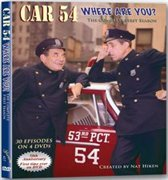 Various - Car 54 Where Are You (dvd)