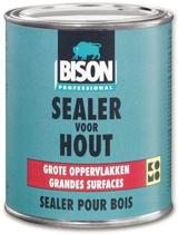 Bison Professional Sealer voor Hout Grote Oppervlakken