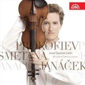 Prokofiev-Smetena-Janacek: Violin Sonatas