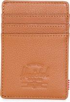 Herschel Supply Co. Raven - Portemonnee - Leder - Tan Pebbled Leather