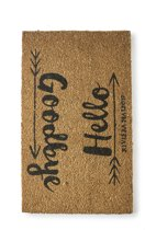 Riviera Maison - Doormat Good to be Home - Deurmat - Naturel