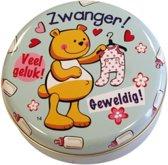 Lovely Tins - zwanger