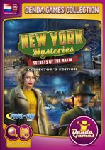 New York Mysteries, Secrets of the Mafia (Collector's Edition) - Windows