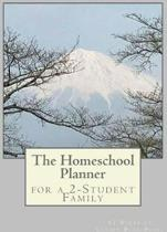 The Homeschool Planner for a 2-Student Family