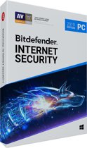 Bitdefender Internet Security 2019 - 5 Apparaten - 1 Jaar - Windows download