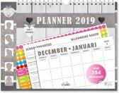 Familieplanner 2019 Omslag D2