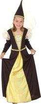 Kinderkostuum Lady Isolde - 4-6 Jaar