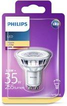 Philips LEDClassic spot GU10 3,5W (35W) warm wit P562666