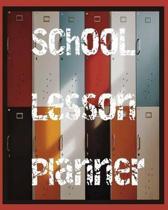 School Lesson Planner