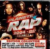 Planet Rap 2004 Vol.2dvd