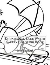 Kodaikanal Lake Water Safety Coloring Book