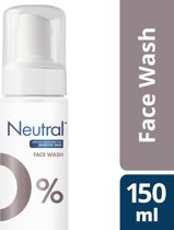 Neutral 0% Face Wash Parfumvrij - 150 ml - Gezichtsreiniging