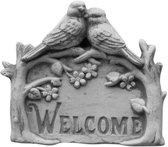 Welkomstbord van beton | GerichteKeuze
