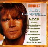 The World of Glen Campbell / Live