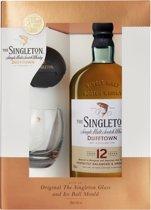 Singleton Dufftown - 70 cl + Glas