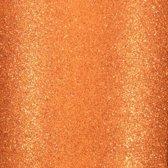 Florence • Glitter papier zelfklevend koper x10