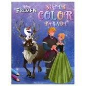 Disney Super Color Parade Frozen