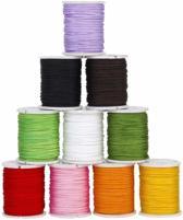 10 Stuks Gemengde gekleurde nylon draad