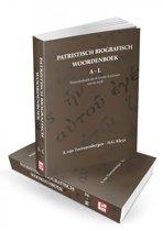Patristisch Biografisch Woordenboek complete set