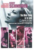 Main Thing Is To Love  (Schneider) (dvd)