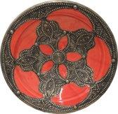Oriental&More - Marokkaanse schaal - Hand beschilderd - 35 cm