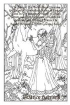 The Fairy of The Wonderland Features 100 Pages of Wonderland Scenes of Fantasy Fairies In The Imaginary World of Magic Forests and Gardens Scenes, Magnificent Creatures, and Mythical Nature The Beyond Adventure (Adult Coloring Book)