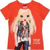 Top Model Meisjes T-shirt