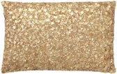 Dutch Decor Sierkussen Dotan - 30x50cm - Goud