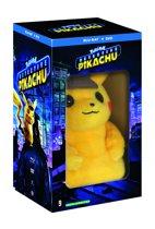 Pokémon Detective Pikachu (Dvd + Blu-ray) (Limited Edition incl. knuffel)