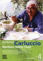 Antonio Carluccio Southern Italian Feast 4 - Ligurië & Piemonte