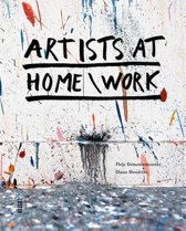 Artists at home\\work