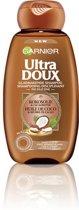 Garnier Ultra Doux Coco-Cacao - 300ml - Weerbarstig of Moeilijk Glad te Maken Haar - Shampoo