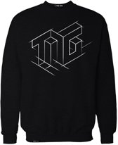 "TiesGames - Sweater ""Art"" - Large"