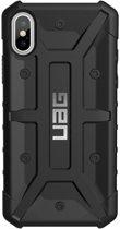 UAG - iPhone Xs Hoesje - Back Case Pathfinder Black