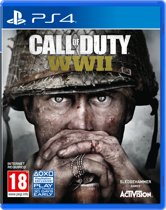Cover van de game Call Of Duty: WWII - PS4