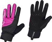Rogelli Storm - Fietshandschoenen - Dames - Zwart/Roze