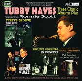 Three Classic Albums Plus (The Jazz Couriers - In