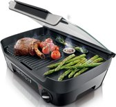 Philips Avance HD6360/20 - Grillplaat