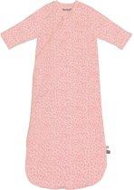 Snoozebaby Slaapzak lange mouw 3-9 winter TOG 2.0 roze